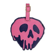 Disney Villains Luggage Tag Apple