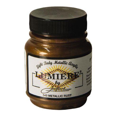 Jacquard Lumiere 66.54ml Metallic Rust