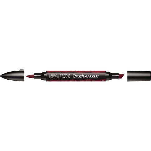 Winsor & Newton Brushmarker Single Firebrick Red