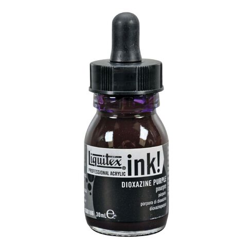 Liquitex Ink 30ml Dioxine Purple