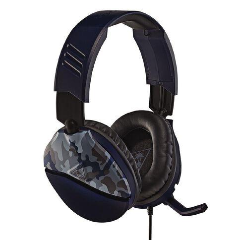 Turtle Beach Headset Recon 70 Camo Blue
