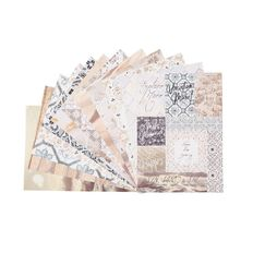 Uniti Sunkissed Summer Paper Pad A4