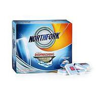 Northfork Dishwashing Tablets All-In-One 50 Pack