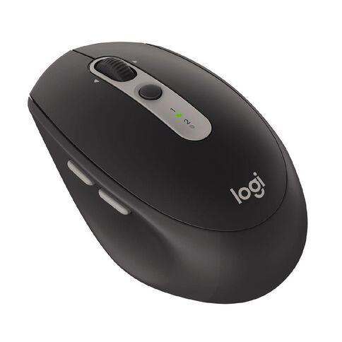 Logitech M590 Silent Bluetooth Mouse Black