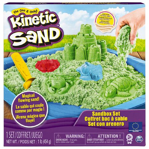 Kinetic Sand Box Set Assorted