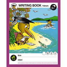 Clever Kiwi My Writing Book 1
