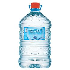 Azure Water Bottle 12L Clear