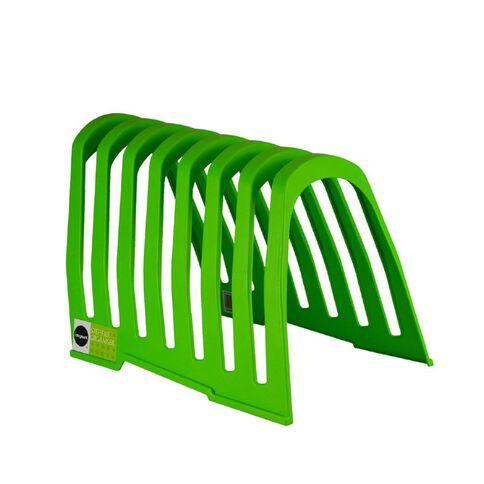 Impact Step File Green