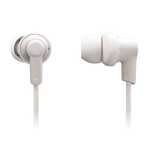 Panasonic RP-NJ300BE-W Bluetooth Earbuds White