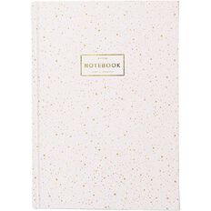 Uniti Water Colour Hardcover Notebook A5