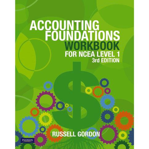Ncea Year 11 Accounting Foundations Worbook