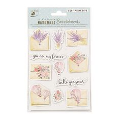 Little Birdie Sticker Hello Gorgeous 11 Piece