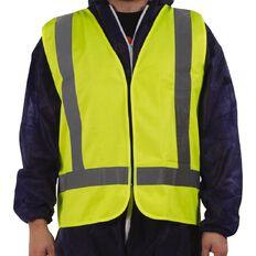 Pomona Hi Viz Vest Day Night Ttmc-W Yellow
