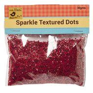 Little Birdie Sparkle Dots 30g Assorted