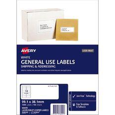 Avery Labels 7163 Gu