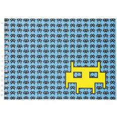 Kookie Gamer Sketch Pad A4