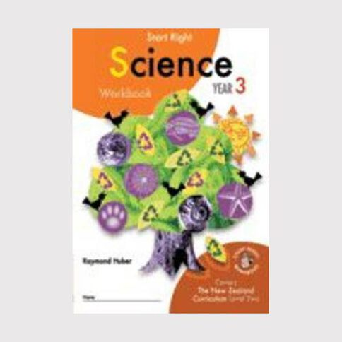 SR Year 3 Science Workbook