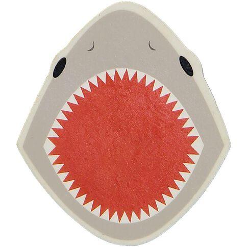 Kookie Sharks Big Eraser