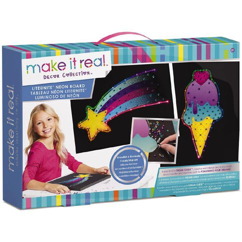 Make It Real Kit Neon Lite Board