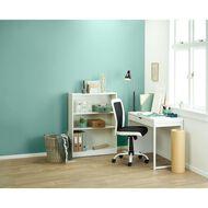 Workspace Soho 3 Tier Bookcase White