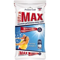 Ultra Max Premium Front and Top Loader Powder 4.55kg