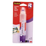 Scotch Scrapbookers Glue with 2 Way Application Clear