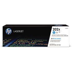 HP 202X LaserJet Toner Cyan (2500 Pages)