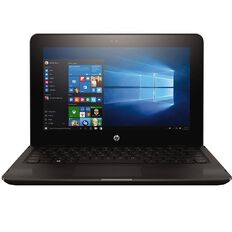 HP X360 Convertible 11-Ab127tu 11 inch Black