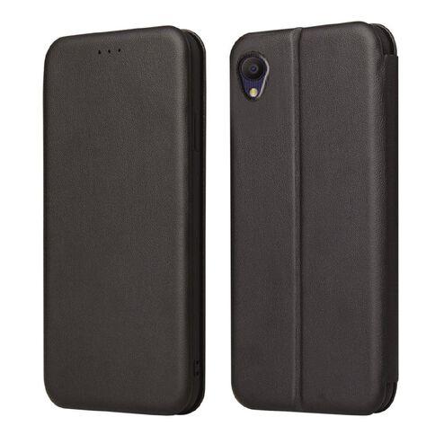 INTOUCH Alcatel 1 Milano Wallet Case Black