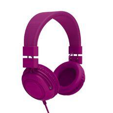 Tech.Inc Ruby Wired Headphones Purple