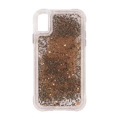 Casemate iPhone XR Waterfall Case Gold