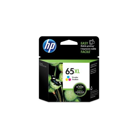 HP Ink 65XL Colour (300 Pages)