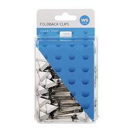 Impact Foldback Clips 25mm 16 Pack