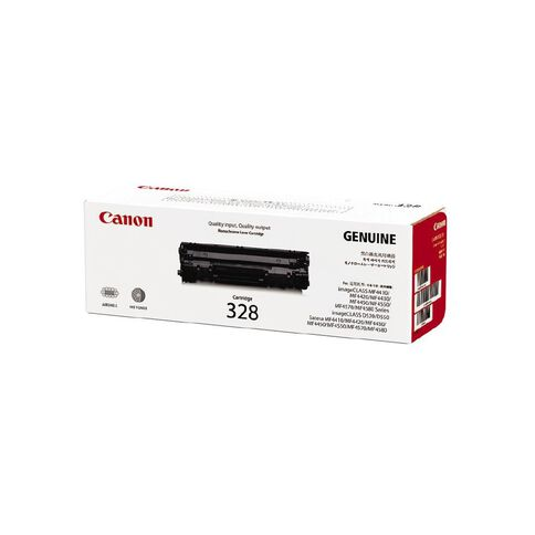 Canon Toner CART328 Black (2100 Pages)