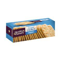 Huntley & Palmers Cream Crackers Original 230g