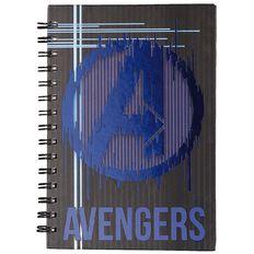 Avengers Spiral Notebook A5