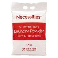 Necessities Brand Laundry Powder Bag 1.7kg