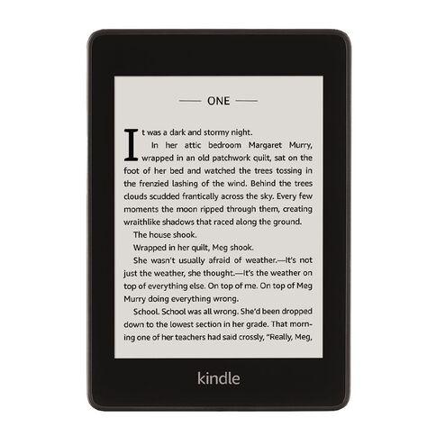 Kindle Paperwhite eReader Black Wi-Fi 8GB