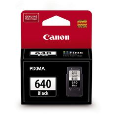 Canon Ink PG640 Black (180 Pages)
