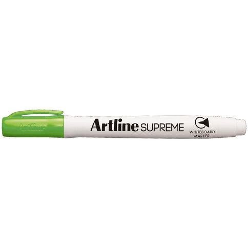 Artline Supreme Whiteboard Marker Lime Green