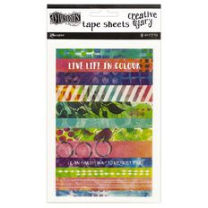 Ranger Dylusions Creative Dyary Tape Strips