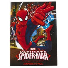 Spider-Man Scrapbook 64 Pages