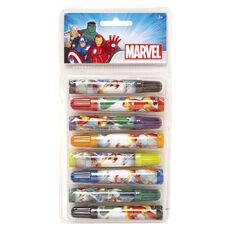 Avengers Chunky Markers 8 Pack