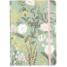 Uniti Secret Garden PU Notebook A5