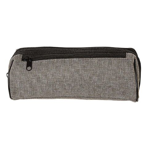Warehouse Stationery Boot Bag Double Zip Grey