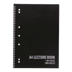 Lecture Notebook 140 Pages 7mm Ruled A4