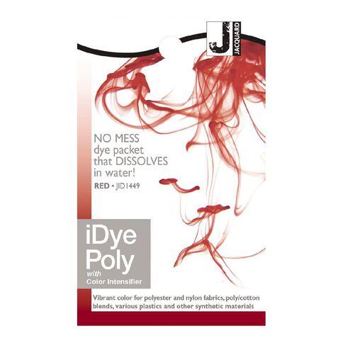 Jacquard iDye Poly 14g Red