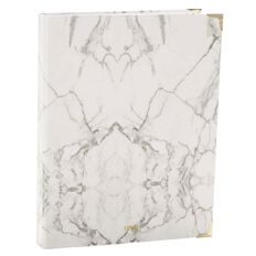 Uniti Marble Ringbinder A4