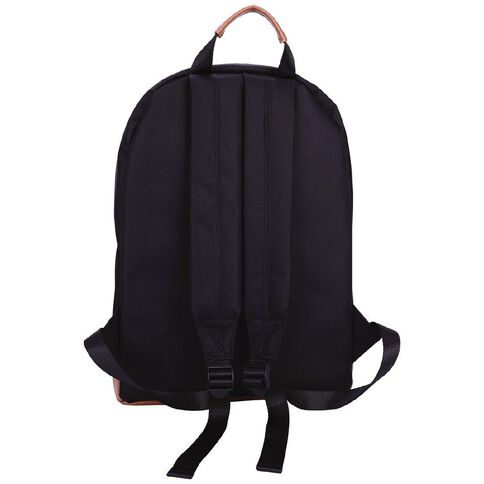 Black & Tan Classic Backpack