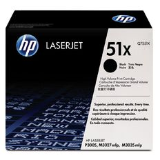 HP 51X Black Contract LaserJet Toner Cartridge (13000 Pages)